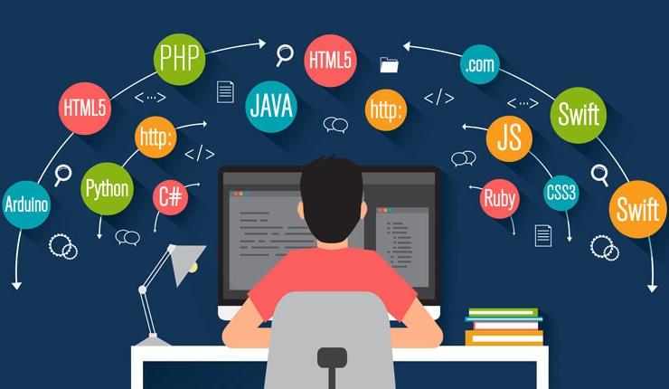زبان های برنامه نویسی تحت وب-طراحی وب سایت
