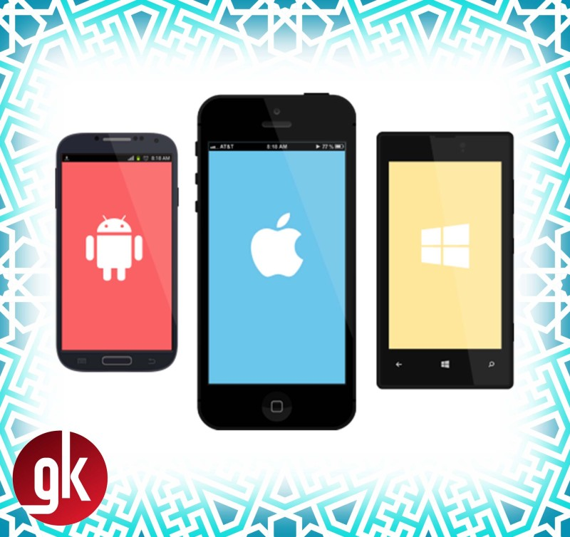طراحی اپلیکیشن اندروید، ios و ویندوزفون در کاشان
